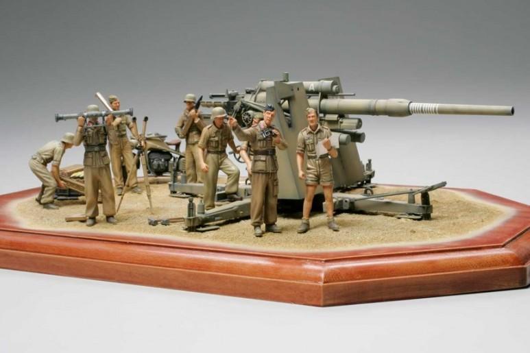 Tamiya 1 35 German 88mm Gun Flak36 35283